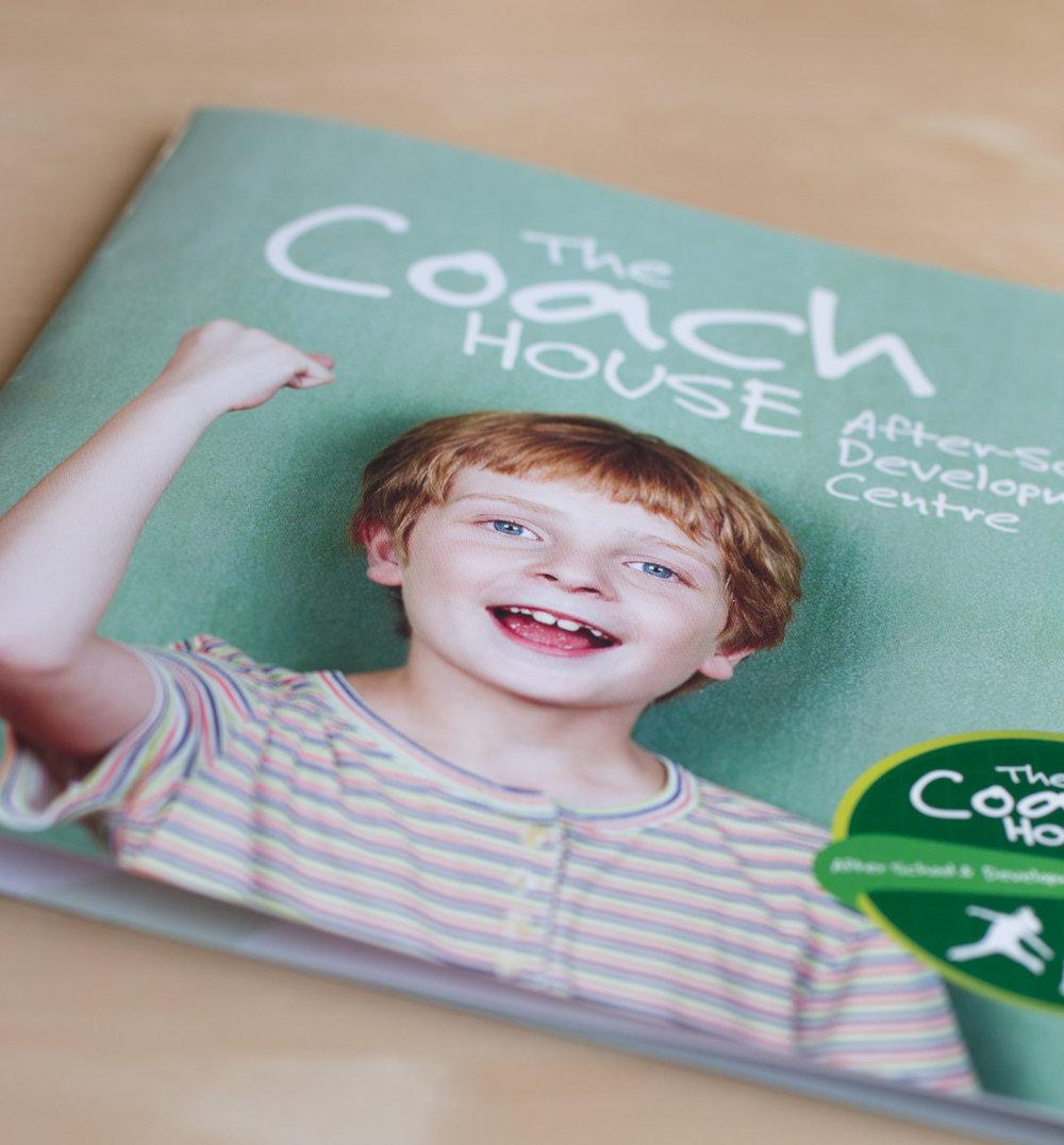 Brochure: The Coach House After School Development Centre