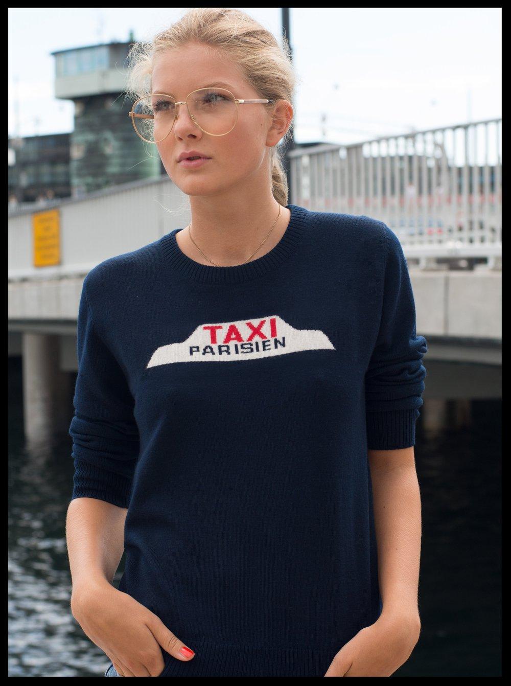 Taxi Parisien Sweater