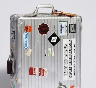 Rimowa Suitcase