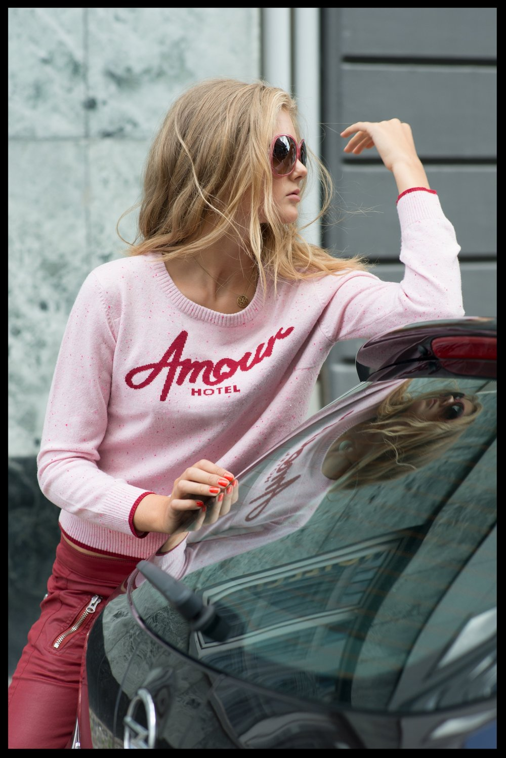 Amour Hotel Sweater
