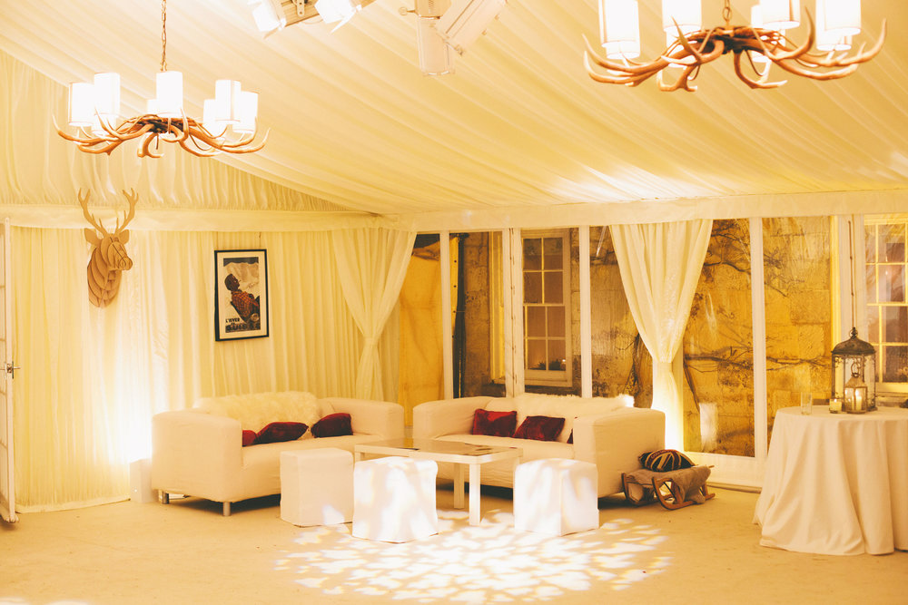 Party and Wedding Marquee Hire South of England