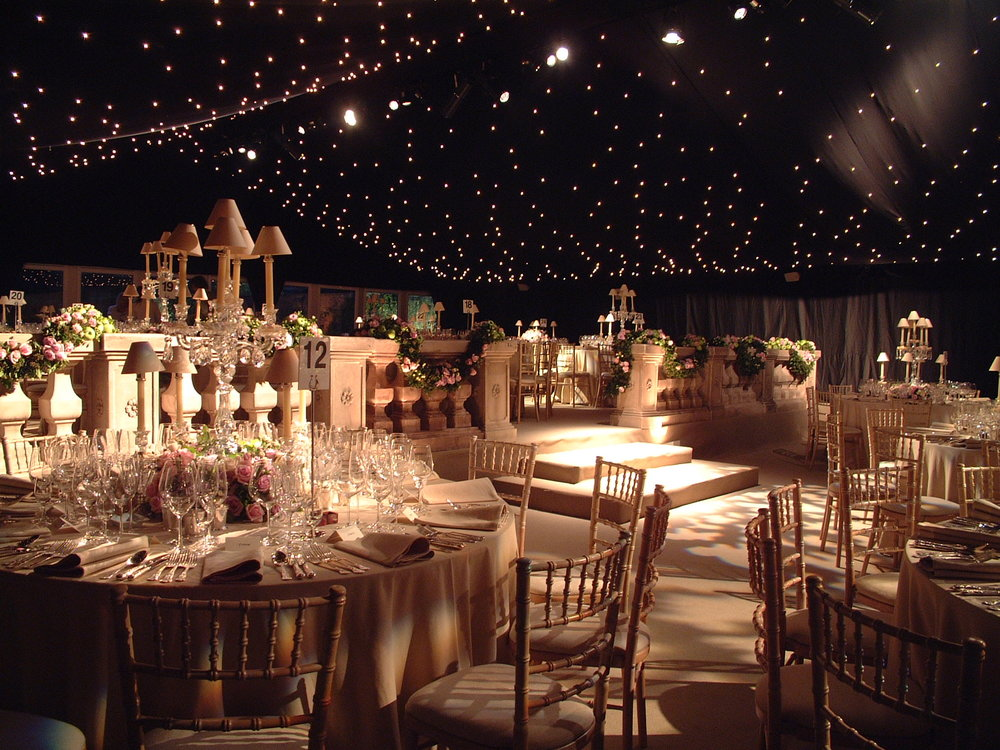 Party and wedding marquee hire