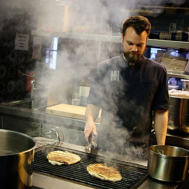 Veggienan✌️#streetfood #hitchhiker_oslo #lavaoslo #smokey @svenniss89