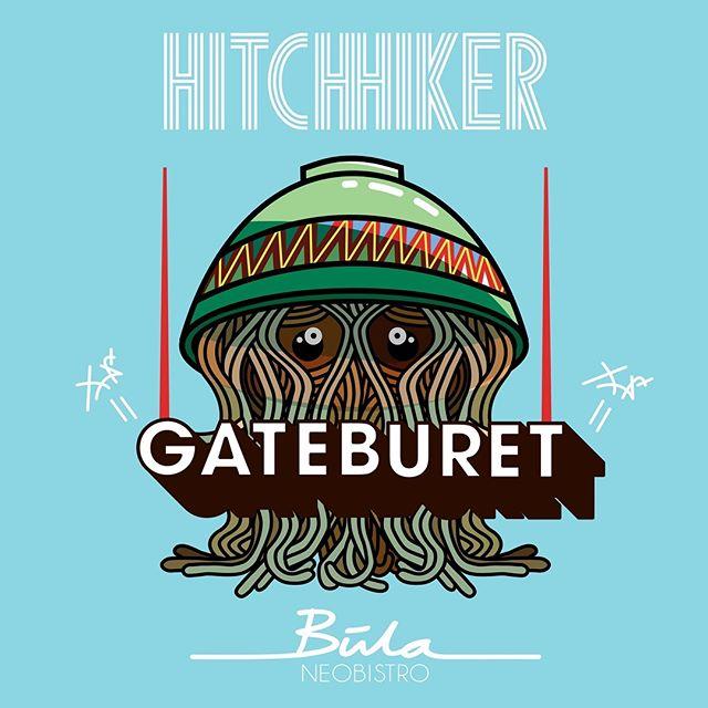Hold av torsdag 09. Mai for da kommer Top Chef-vinner og mesterkokk @reneefagerhoei på besøk til Hitchhiker for å fyre opp Gateburet #7 🙌🏻 🧨 🙌🏻 @bulabistro @hitchhiker_oslo @lavaoslo #Gateburet #LavaOslo #09Mai #Savethedate