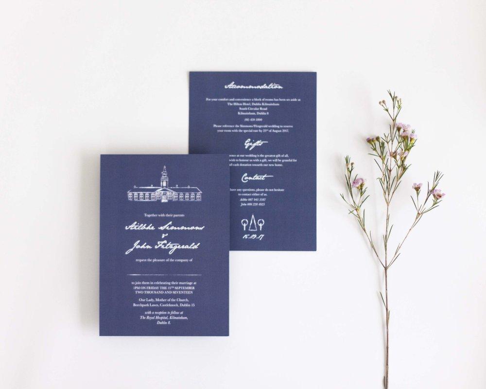 Bespoke Wedding Design