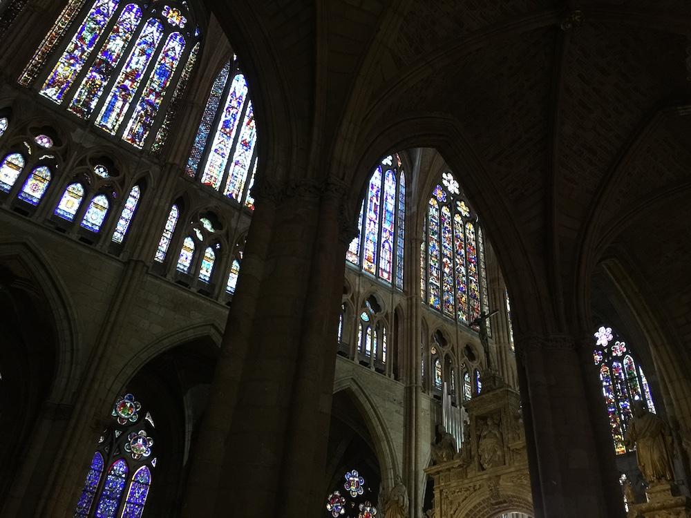 Leon - Santa Maria Cathedral
