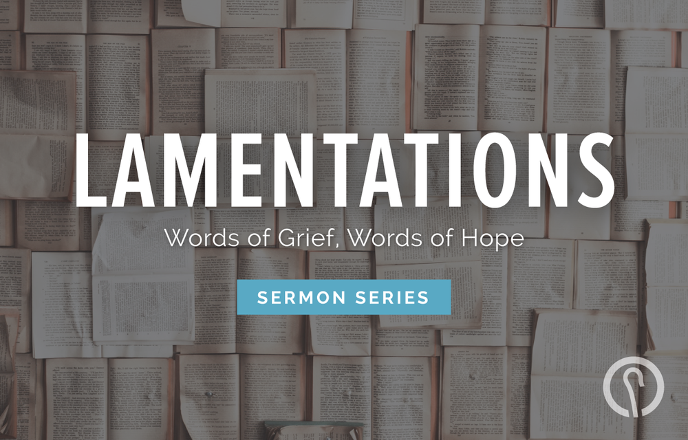 Total Destruction, Total Redemption - Lamentations 1:1-22 - Good Shepherd Presbyterian Church PCA - Florence, SC