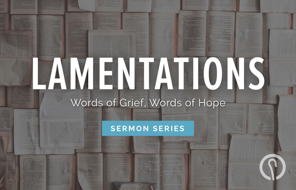 Lamentations 4:1-5:22
