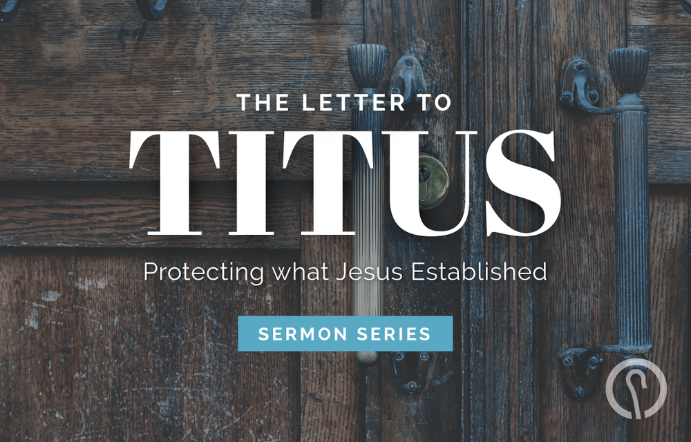 Eternal Life with God - Titus 3:6-7