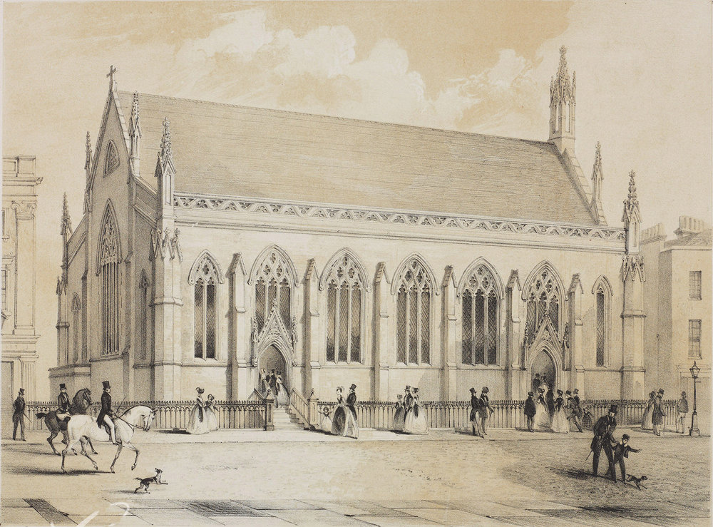 St Luke's Church, berwick street