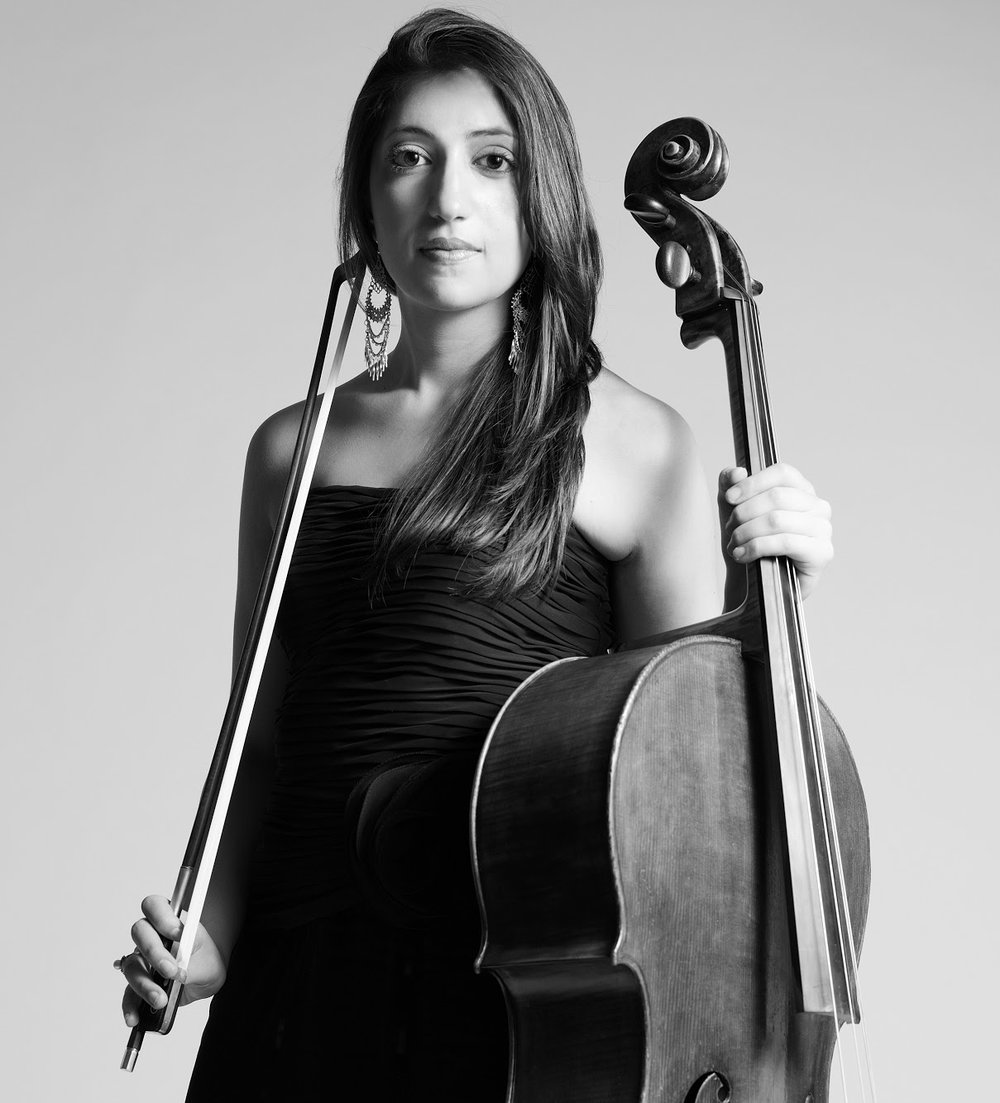 ANI KALAYJIAN – CELLIST  - Grand Prize Winner of the International Chamber Music Competition of New England, Armenian-American cellist Ani Kalayjian enjoys an exciting career that has taken her to Japan, Australia, Canada, Europe, and the United Sates, both as a soloist and chamber musician. This season will include performances on the Bartow Pell Mansion, Cold Spring Concert Series, American String Project in Seattle, as well as her debut at the Chateau de la Moutte festival in St. Tropez, among others.  Ani recently performed chamber music concerts at the American University of Beirut as well as outreach performaces at St. Jude's Children's Hospital, Byblos orphanage, Karageusian Foundation, and the Insan School for Iraqi & Syrian refugee children.