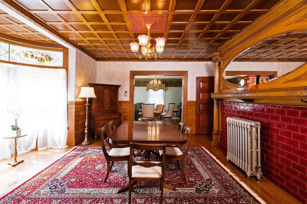 On the Market: A Grand Dorchester Residence - by MADELINE BILIS · 9/13/2016, 9:08 a.m.