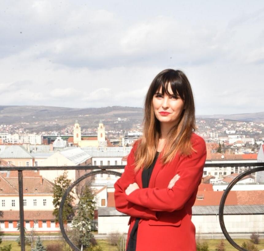Grațiana Rusu - Brand Ambassador
