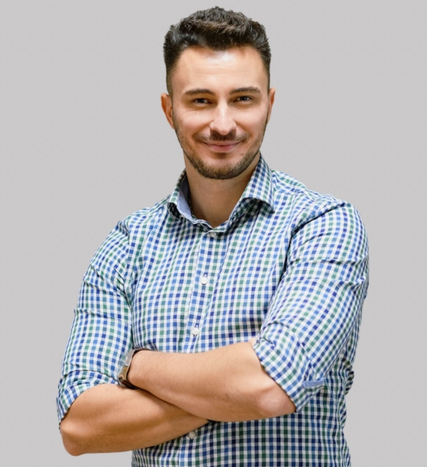 Ovidiu Gavril - VP of Engineering