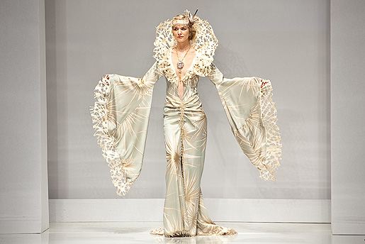 Art Deco glam for ASID's El Paseo Fashion Week 2009. Photo Source: Willetts Design & Associates