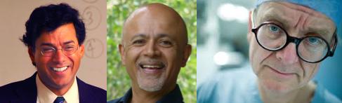 Atul Gawande, Abraham Verghese, Henry Marsh: leading by vulnerability