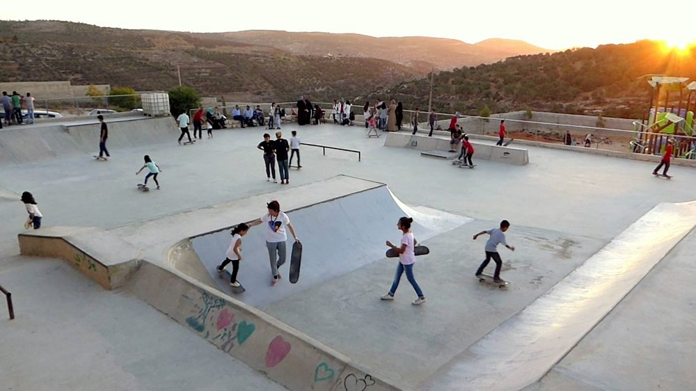 SkatePal: Skateboarding in Palestine (2015-ongoing)