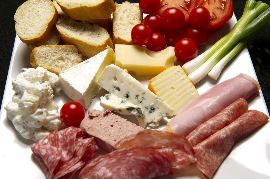 could meat and cheese be healthier than pasta and margarine?