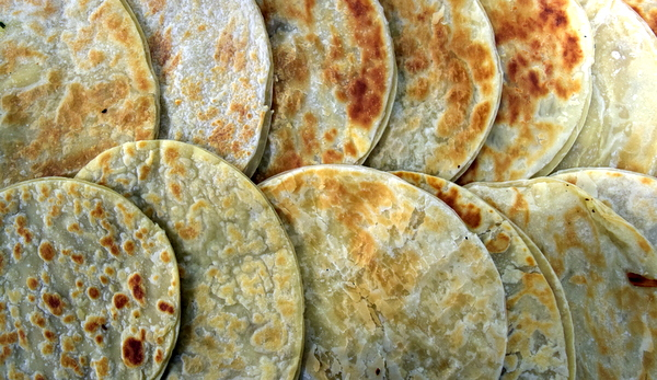 paratha is one of the most popular indian bread types