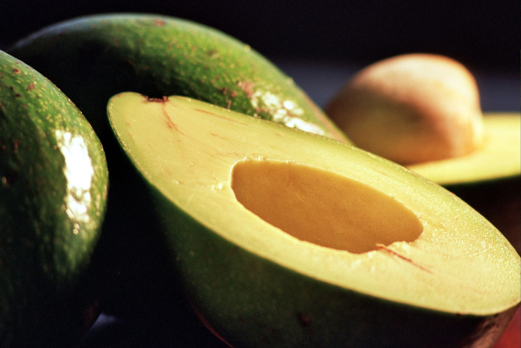 avocados are a great source of healthy fat