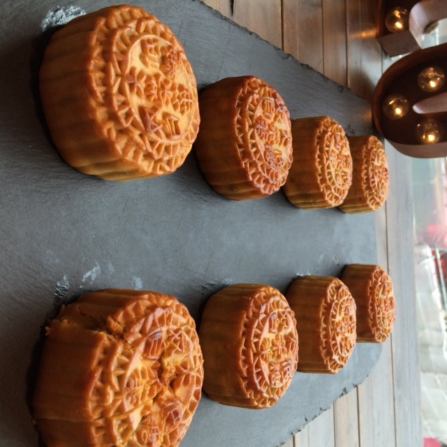 pastries for the mid autumn festival