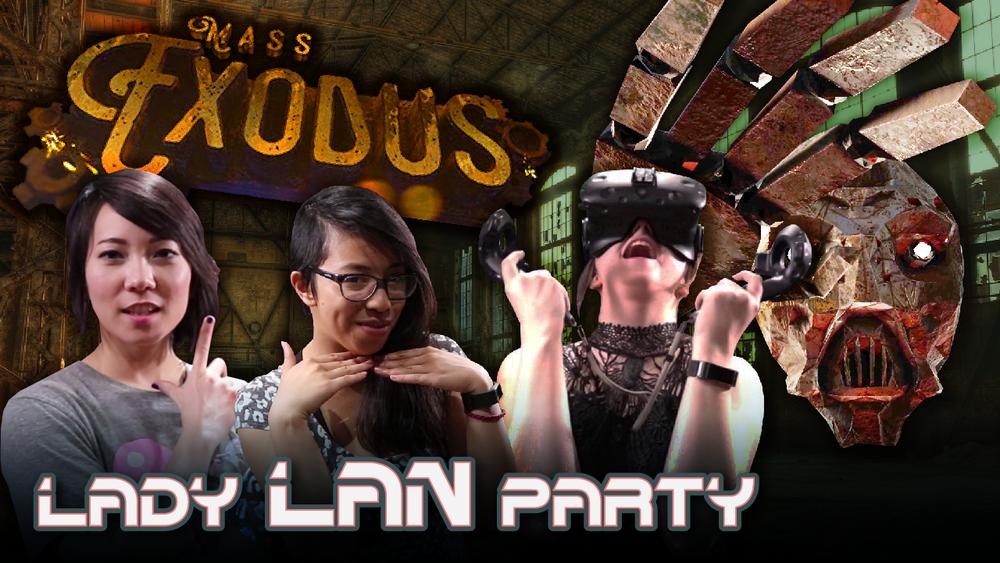 Mass Exodus VR, March 2017