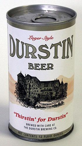 """Durstin"" 1960s Olympia Beer"