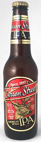 Curson Street IPA bottle
