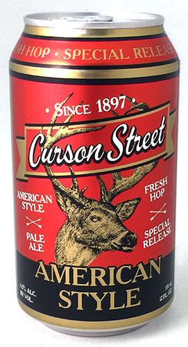 Curson Street can