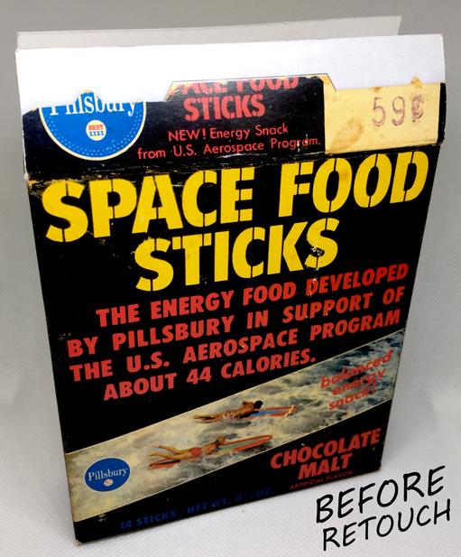 SpaceFood 1970