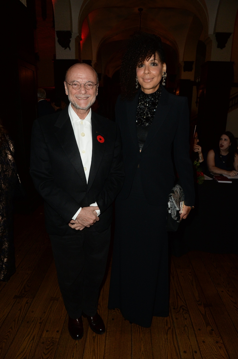 Moses Znaimer and Suzanne Boyd, Zoomer Magazine.JPG