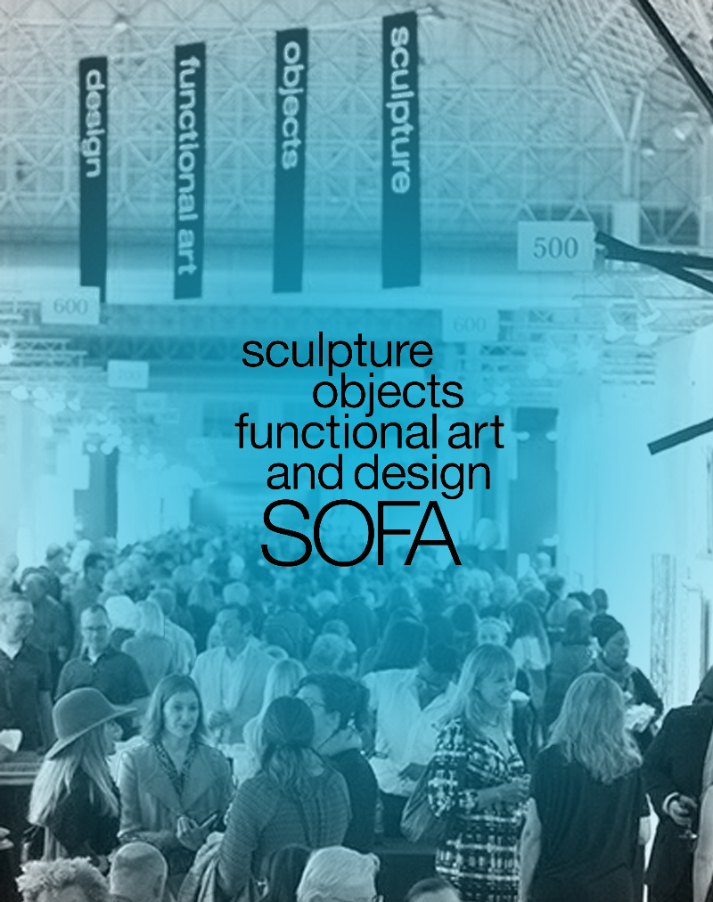 SOFA Chicago 2018 — Art Fairs — Spence Gallery   Affordable ...