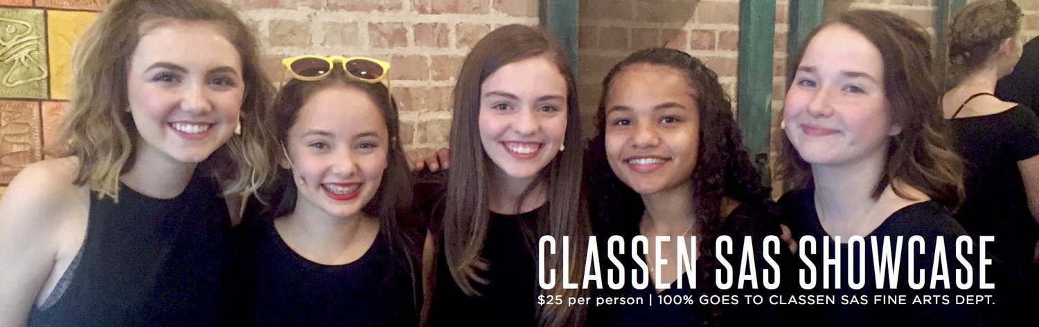 Classen SAS Showcase @ Tower Theatre | Oklahoma City | Oklahoma | United States