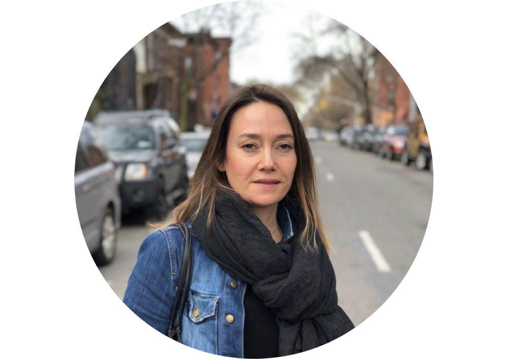 Emmanuelle Martin - Founder