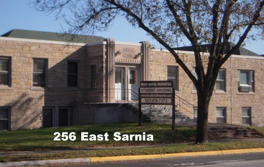 256 E Sarnia #8 - 2 bedroom 1 bathrented