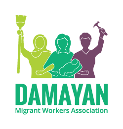 Cyber Security Training for Im/migrants — Damayan Migrant Workers