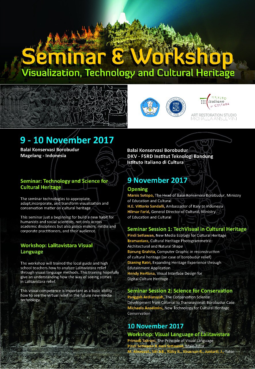 Seminar Borobudur New Tecnologies .JPG