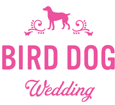 Bird Dog Wedding
