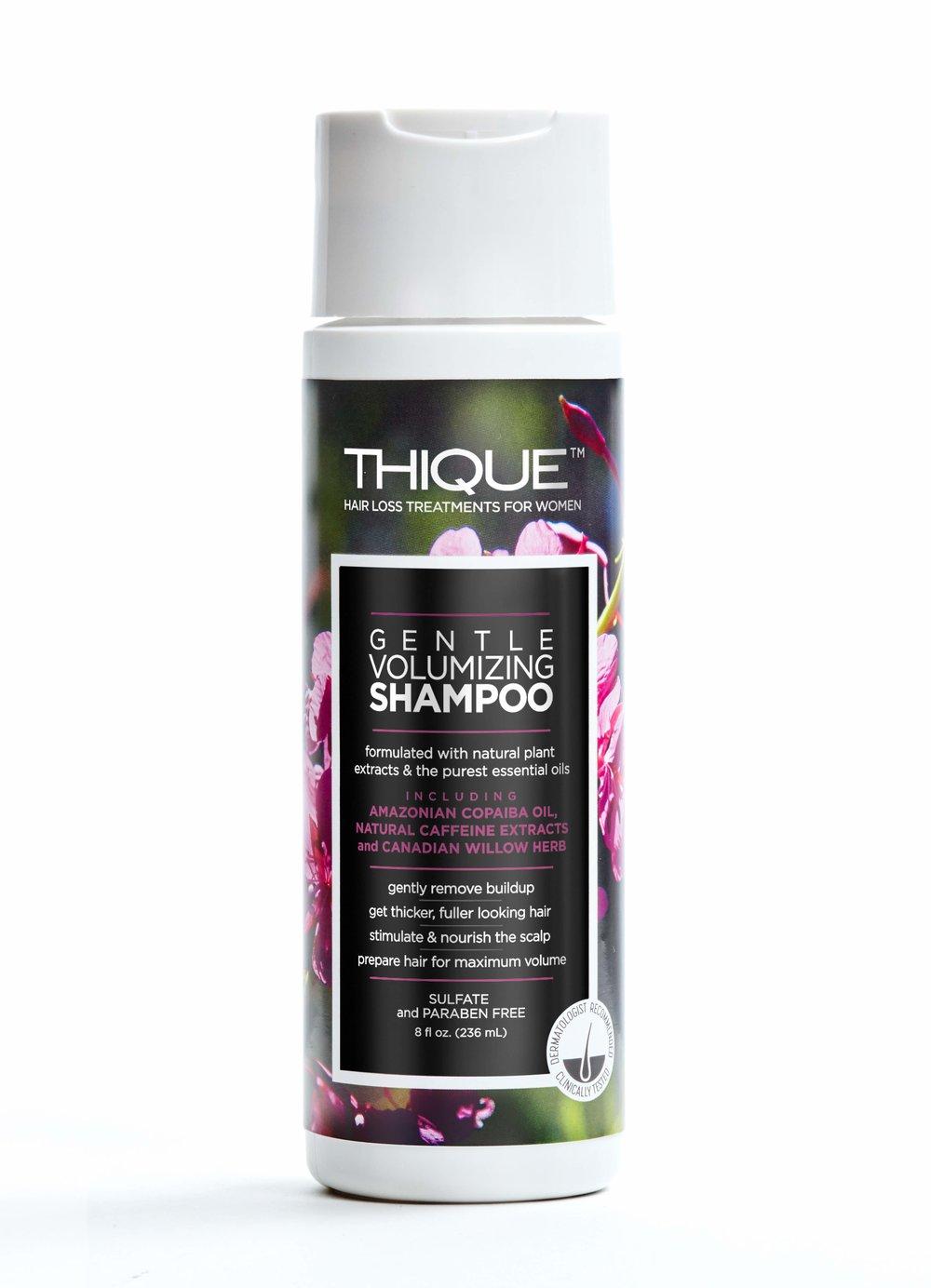 Gentle Volumizing Shampoo
