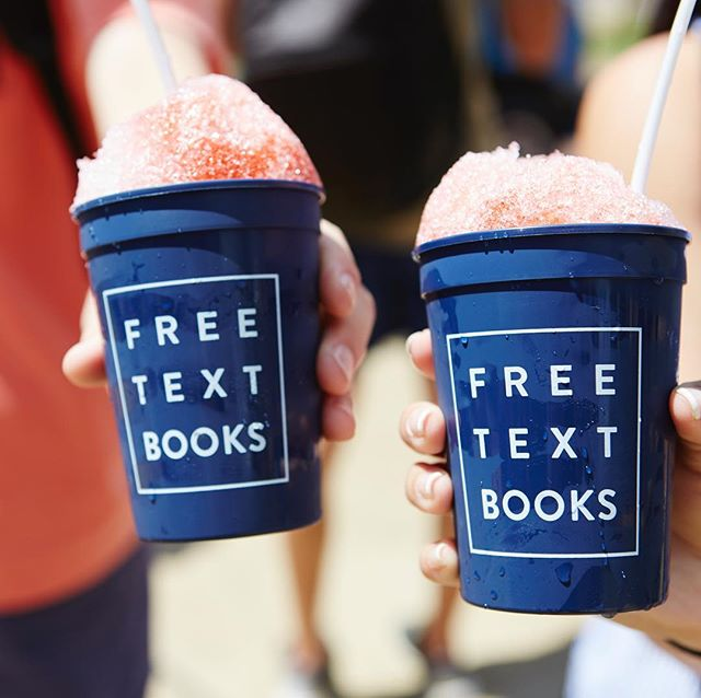 It's almost summer and you know what that means! Sell your books in the FTB app to get the most money back for your books on campus 🙌