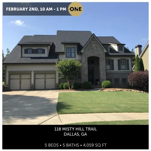 118 Misty Hill Trl, Dallas, GA 30132
