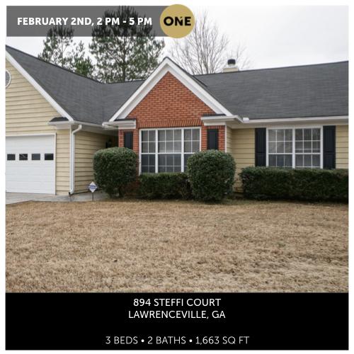 894 Steffi Ct, Lawrenceville, GA 30044