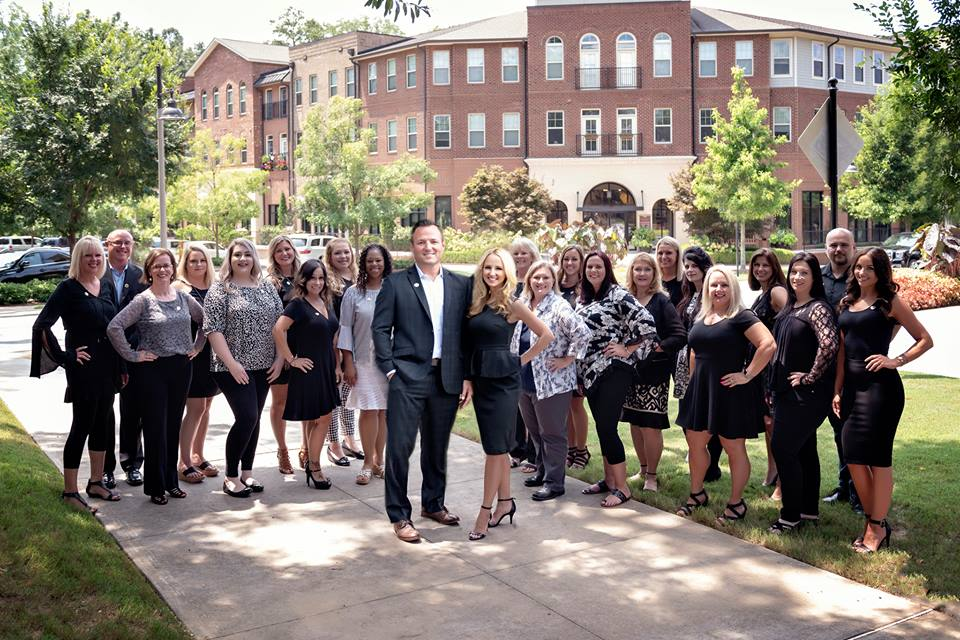 OUR TEAM is one of the FASTEST growing teams in Metro Atlanta. -
