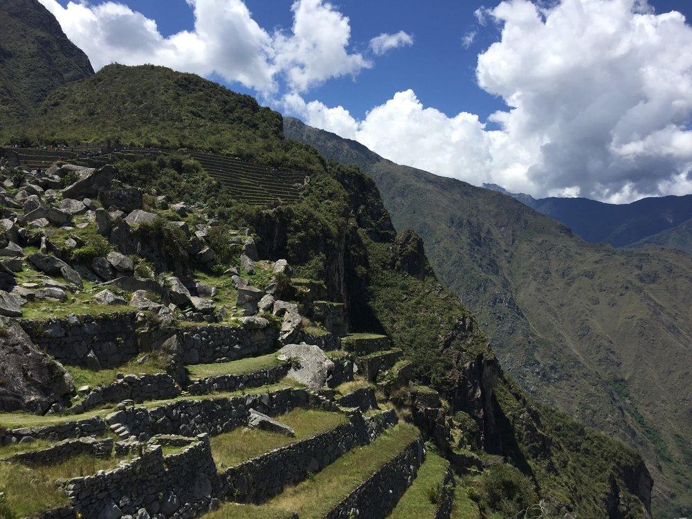 Peru Machu Picchu Sacred Valley Agues Calientes