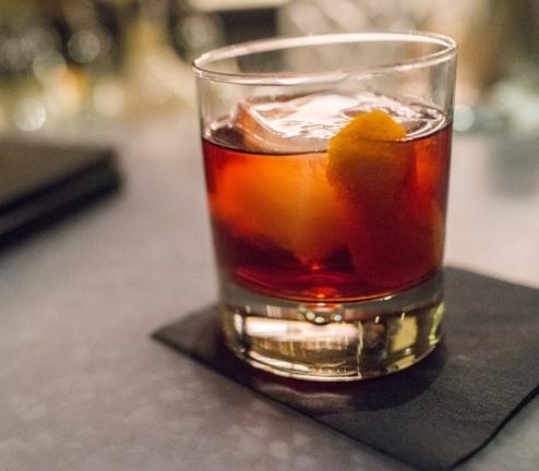 Cocktail Magic at Napoleon House