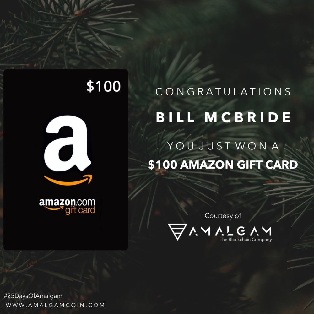 DAY 3 WINNER: BILL MCBRIDE