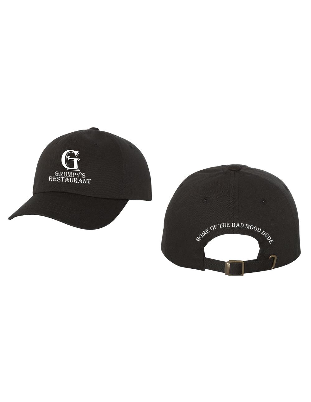 Grumpy's_Website Images_Dad Hat_Black.png