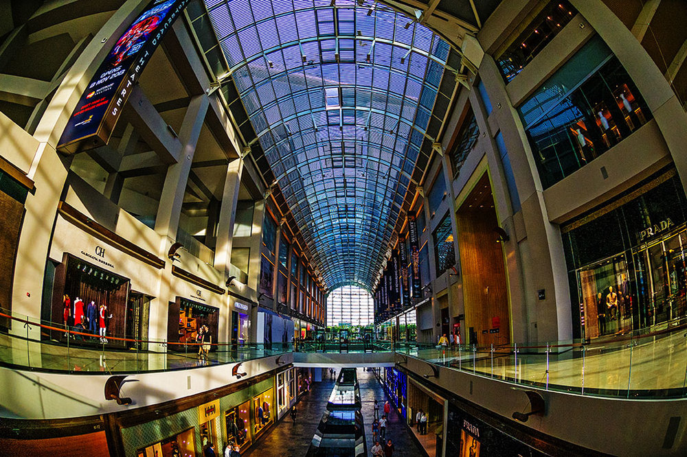 3: The Shoppes atMarina Bay Sands - Fascinating attractions and local labels