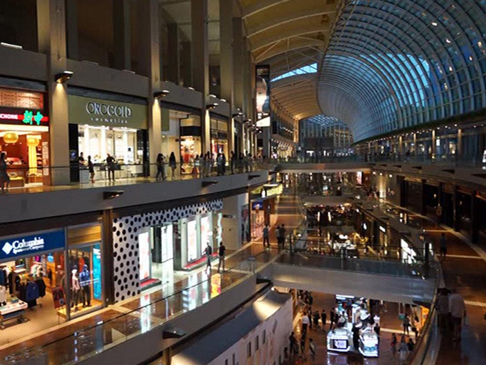 3 - The Shoppes at Marina Bay Sands