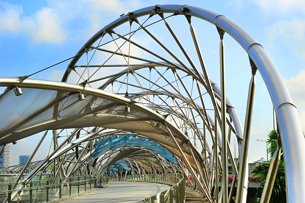 5: The Helix Bridge